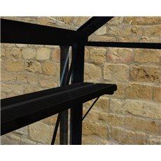 Eden kweekschap Blockley 128 & Bourton 1210, geïntegreerd - zwart