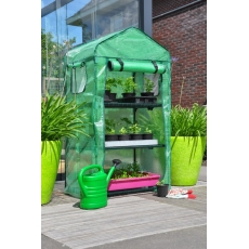Slim kweken patio-foliekas Apple Mint Air