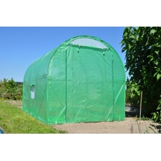 Slim kweken folietunnel Green Rocket 3x2x2m.