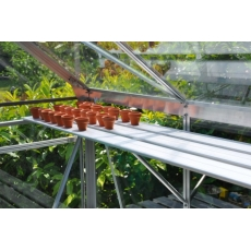 Slim kweken kweekschap Alu Sower 250x32,5cm