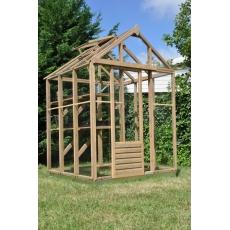 Royal Well houten tuinkas Muscat 66