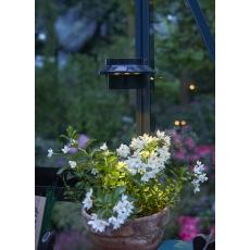 Juliana Solar Led lamp voor kas