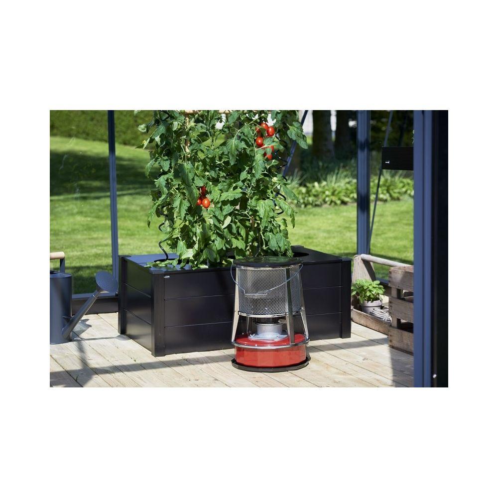 Juliana Mobile Warm 15 - kachel voor in tuinkas