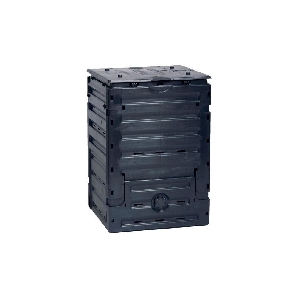 Practo Garden tuincomposter Eco-Master 300 L zwart