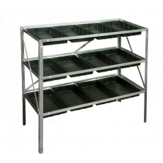 Royal Well Grow Rack 12 kweekrek/tafel
