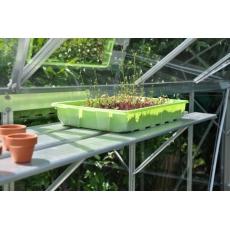 Slim kweken kweekschap Alu Sower 150x32,5cm