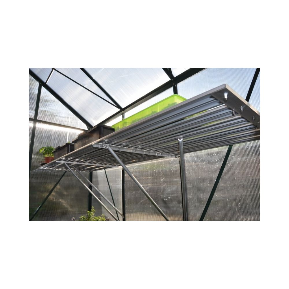 Slim kweken kweekschap Alu Grower 62,5x150 cm