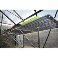Slim kweken kweektafel Alu Grower 62,5x150 cm