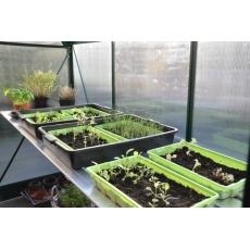 Slim kweken kweekschap Alu Grower 62,5x150 cm