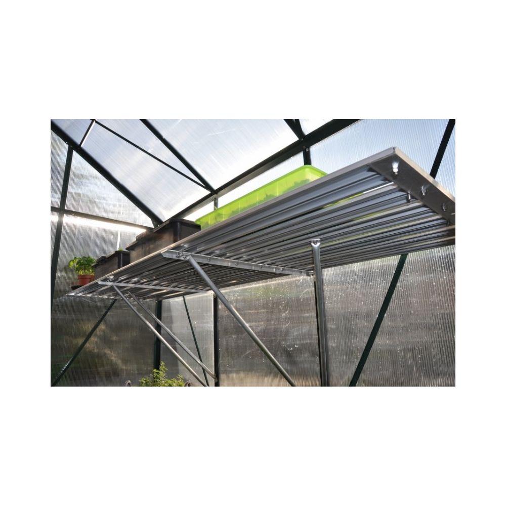 Slim kweken kweektafel Alu Grower 62,5x250 cm