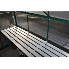 Slim kweken kweektafel Alu Grower 62,5x250 cm