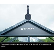 Juliana Orangery 152, veiligheidsglas 3mm