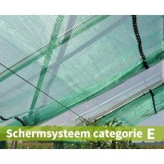 Schermsysteem categorie E