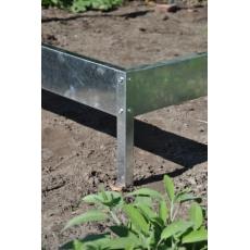Fundering Magnum tuinkassen